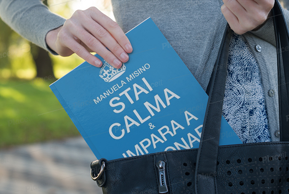 Stai calma e impara a perdonare - copertina libro