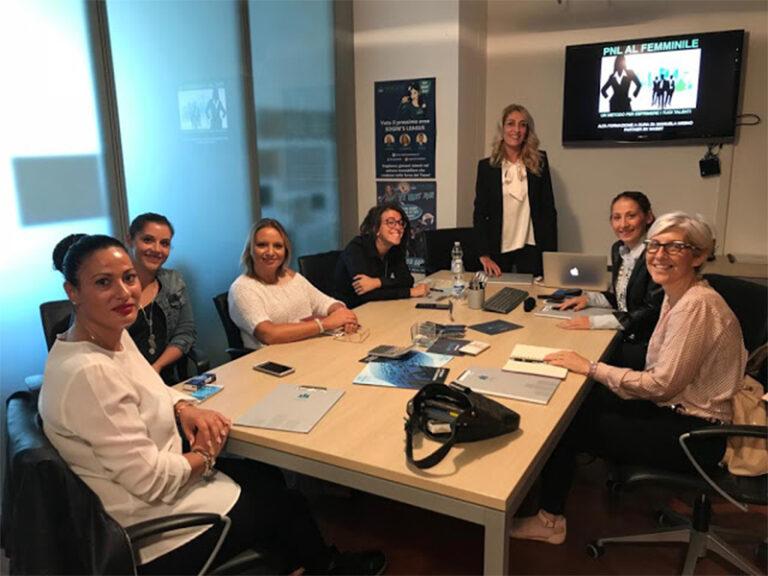 PNL al femminile: Manuela Misino per Sogim Academy   Articoli  