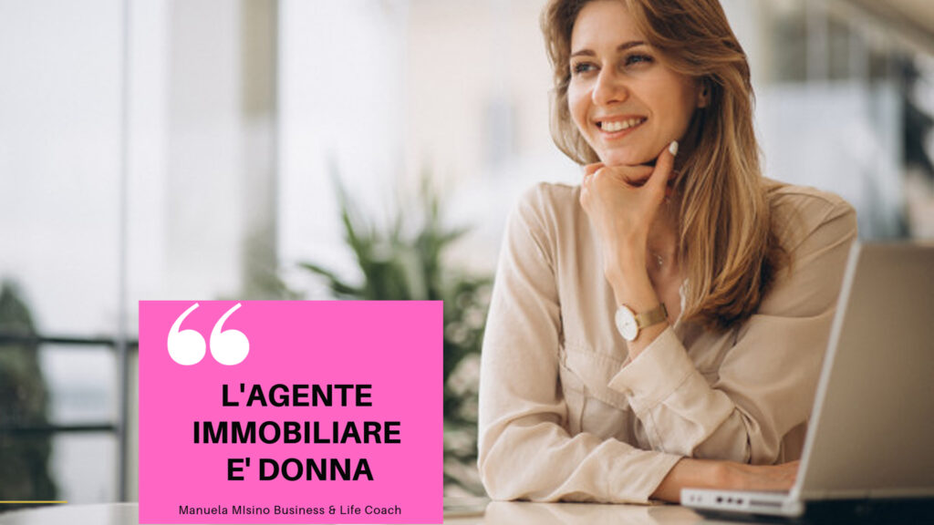 Real estate - L'agente immobiliare è donna-copertina news -